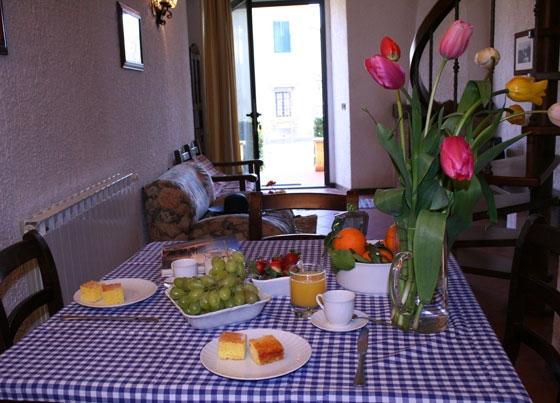 Appartement Ginestra (4 pers.), een van onze vakantiehuizen in Toscane