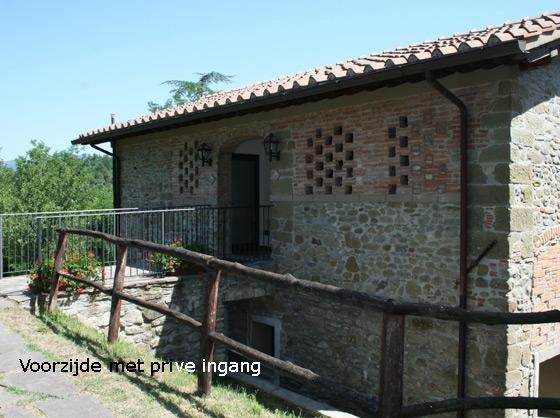 Monolocale Papavero e Rosa (2 personen), een van onze vakantiehuizen in Toscane