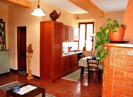 Appartement Mate (2 pers.), een van onze vakantiehuizen in Toscane