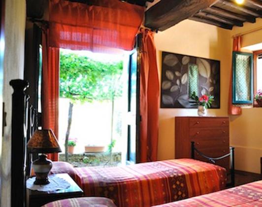 Appartement Parral (4 pers.), een van onze vakantiehuizen in Toscane