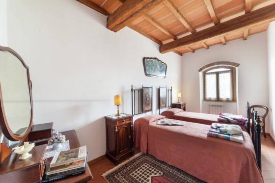 Appartement Frassino (4 tot 6 pers), een van onze vakantiehuizen in Toscane