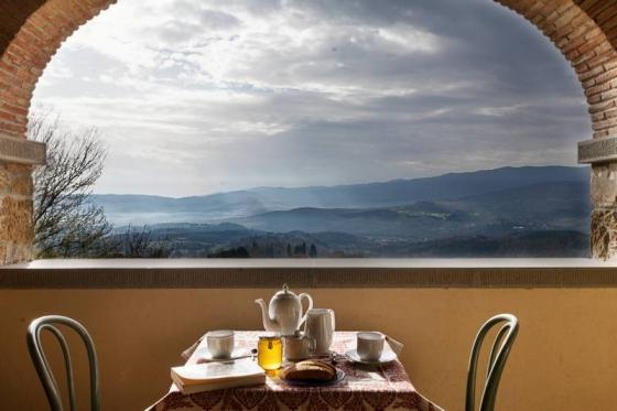 Appartement Castagno (2 tot 4 pers.), een van onze vakantiehuizen in Toscane