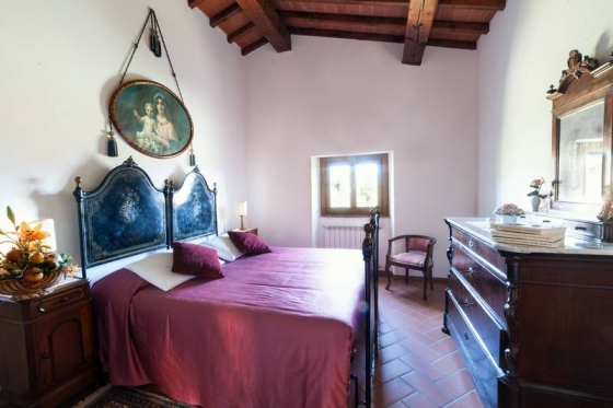 Appartement Noce (4 tot 6 pers), een van onze vakantiehuizen in Toscane