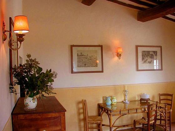Casa dei Lecci (2 pers.), een van onze vakantiehuizen in Toscane