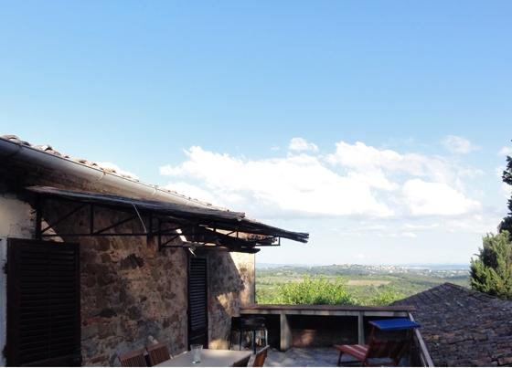 Casa dell'Alloro (4 tot 6 pers.), een van onze vakantiehuizen in Toscane