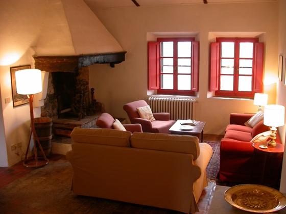 Landhuis La Fornace (8 pers.), een van onze vakantiehuizen in Toscane