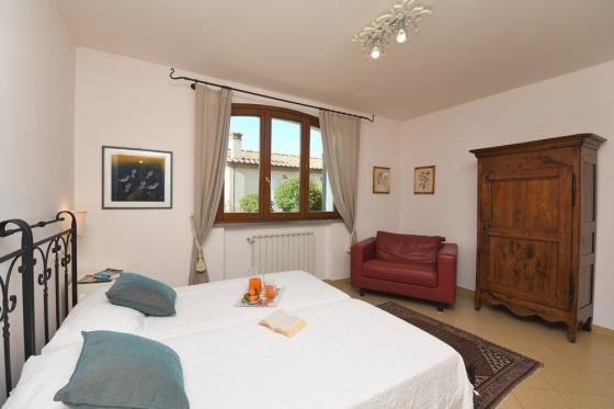 Gallo 1, een van onze vakantiehuizen in Toscane