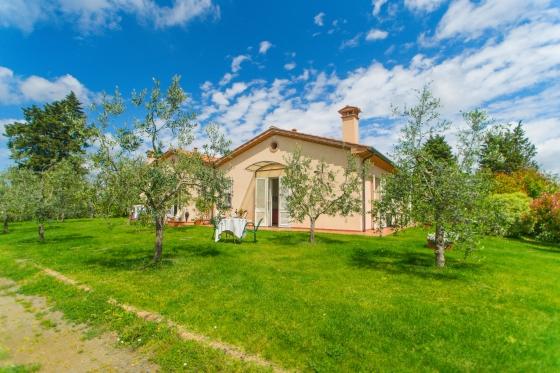 Gallo 2, een van onze vakantiehuizen in Toscane