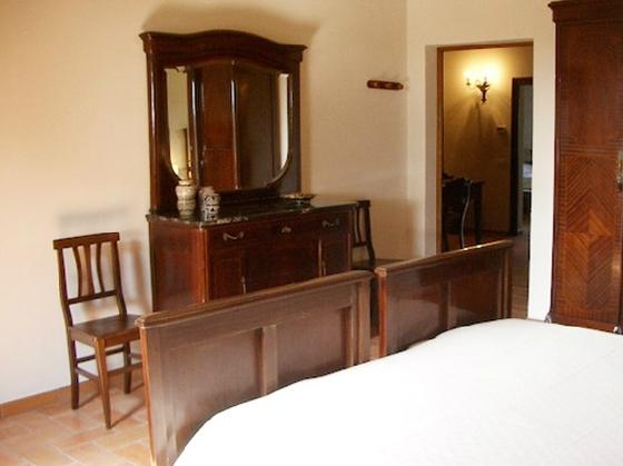 Appartement , een van onze vakantiehuizen in Toscane