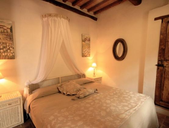 Appartement Basilico (2-3 pers.), een van onze vakantiehuizen in Toscane