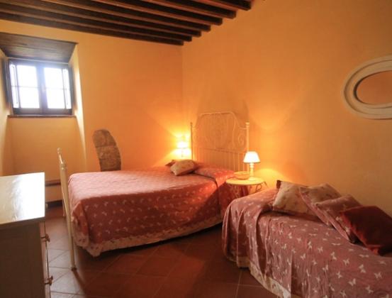 Appartement Impetella (4-5 pers.), een van onze vakantiehuizen in Toscane