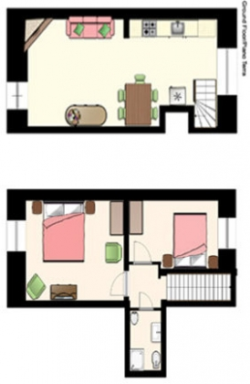 Appartement Timo (4-5 pers.), een van onze vakantiehuizen in Toscane