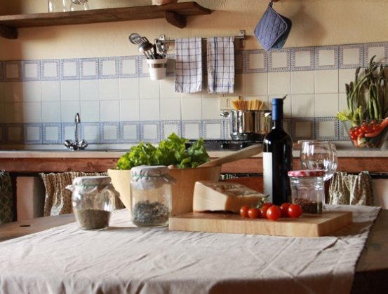 Appartement Rosmarino (2-4 pers.), een van onze vakantiehuizen in Toscane