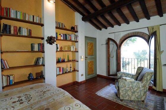 Interieurfoto's, een van onze vakantiehuizen in Toscane