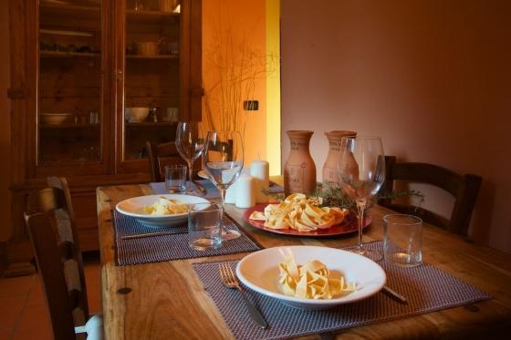 Appartement 2 (4-5 pers.), een van onze vakantiehuizen in Toscane