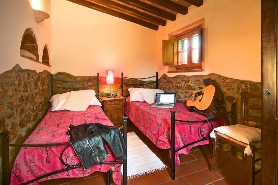 Appartement 2 FERONIA (4 pers.), een van onze vakantiehuizen in Toscane