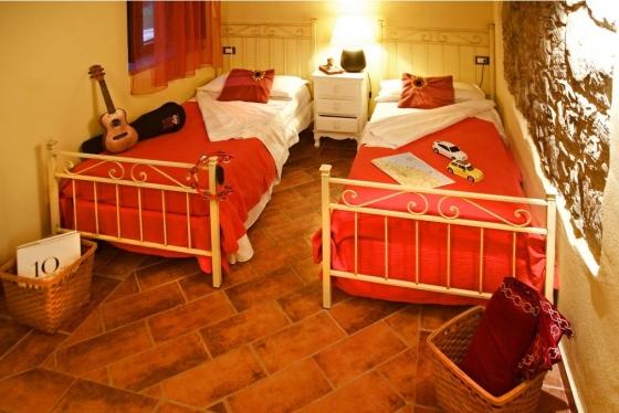 Appartement 5-VOLTUMNA (6 pers.), een van onze vakantiehuizen in Toscane