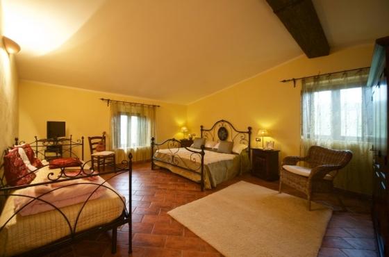Appartement 7 (2-3 pers.), een van onze vakantiehuizen in Toscane