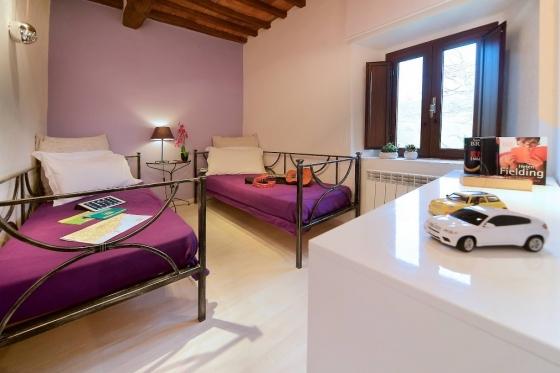 Appartement 8 (6-7 pers.), een van onze vakantiehuizen in Toscane
