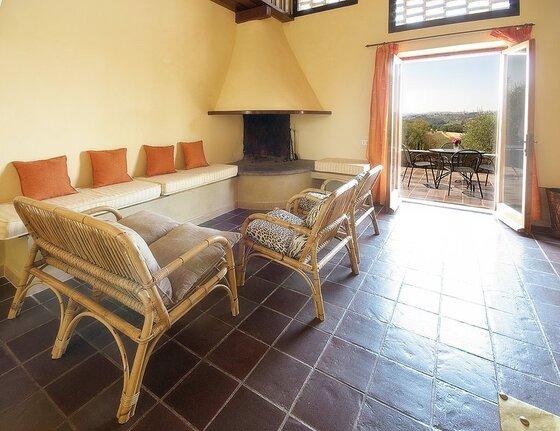 Landhuis La Capanna (10 pers.), een van onze vakantiehuizen in Toscane