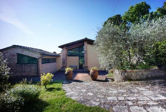 Landhuis La Capannina (8 pers.), een van onze vakantiehuizen in Toscane