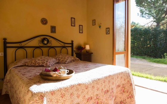 Mela, een van onze vakantiehuizen in Toscane