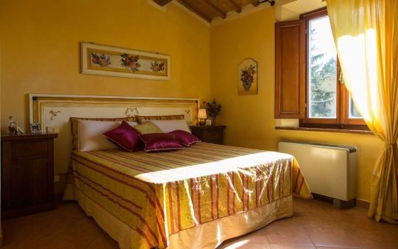 Ciliegia, een van onze vakantiehuizen in Toscane