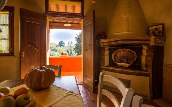 Nespola, een van onze vakantiehuizen in Toscane