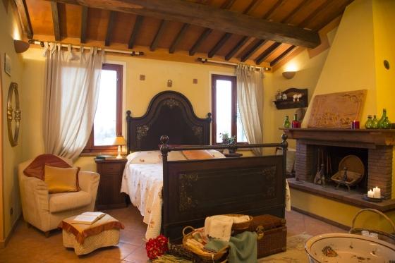 Melograno , een van onze vakantiehuizen in Toscane
