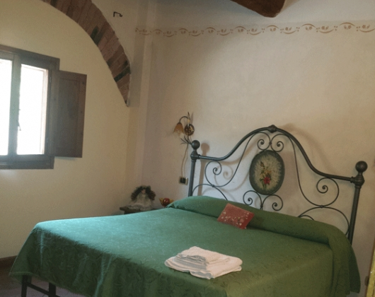 2 vierpersoons app., een van onze vakantiehuizen in Toscane