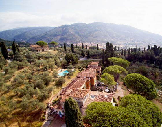 Il Pittore (4 pers.), een van onze vakantiehuizen in Toscane