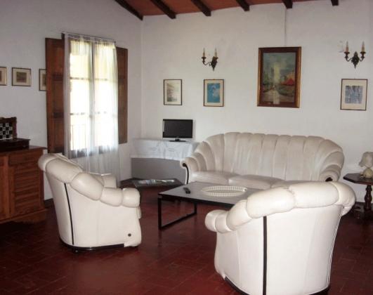 La Musica (4-5 pers.), een van onze vakantiehuizen in Toscane