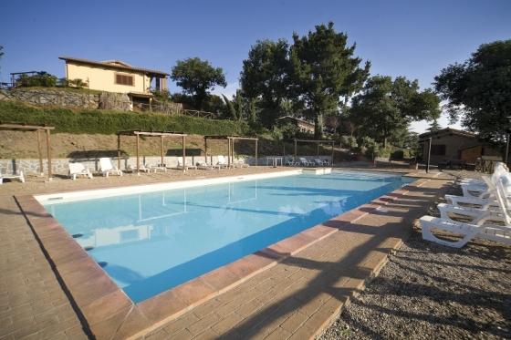 Castagneto (2+2 p) 1ste verd, een van onze vakantiehuizen in Toscane