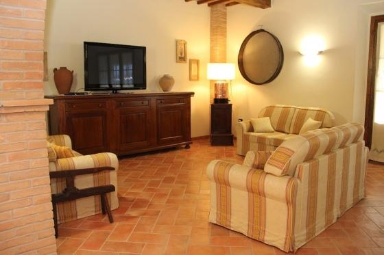 Casale Principale (8+6 p) , een van onze vakantiehuizen in Toscane