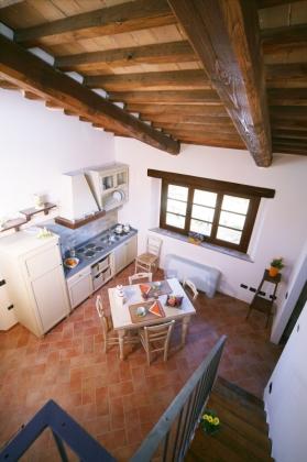 Casale Biagio (2+3 p) BG, een van onze vakantiehuizen in Toscane