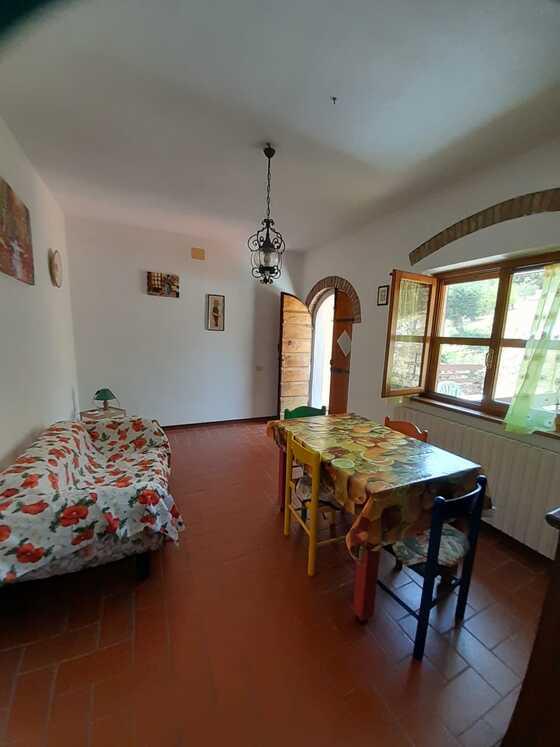 Gelsomino (2-3 pers.), een van onze vakantiehuizen in Toscane