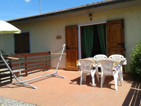 Girasole (4 pers.), een van onze vakantiehuizen in Toscane