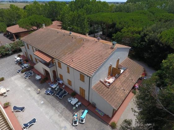 BP, een van onze vakantiehuizen in Toscane