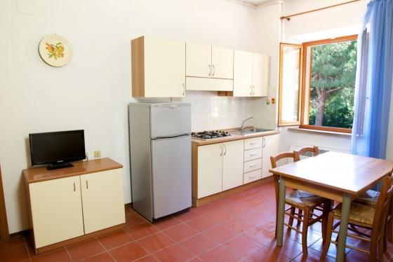 BA, een van onze vakantiehuizen in Toscane