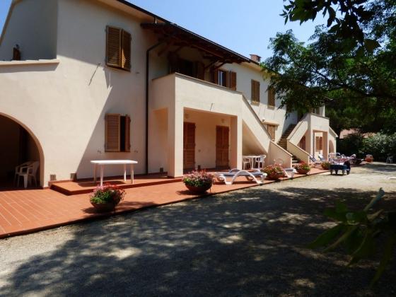 BB, een van onze vakantiehuizen in Toscane