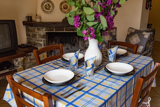 Appartement La Tavernetta, een van onze vakantiehuizen in Toscane