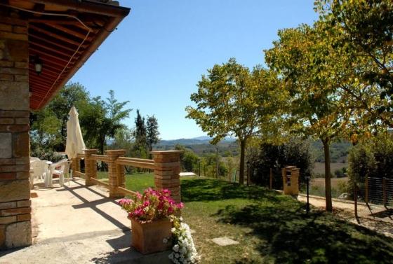 Sotto (4 personen), een van onze vakantiehuizen in Toscane