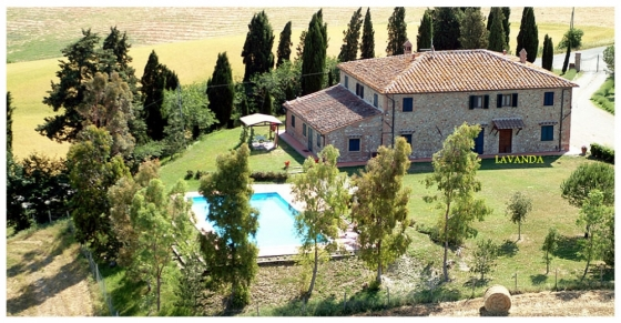 Lavanda (4+1 pers.), een van onze vakantiehuizen in Toscane