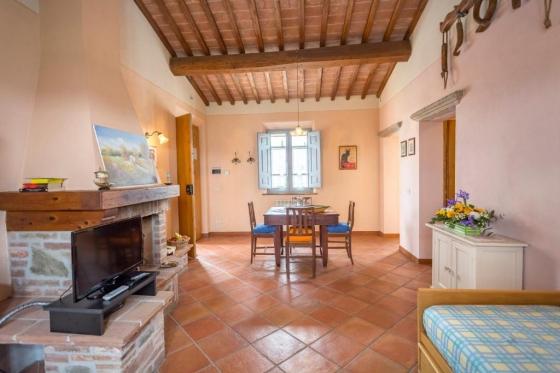 Stipiti, een van onze vakantiehuizen in Toscane