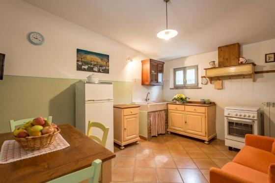 Casetta, een van onze vakantiehuizen in Toscane
