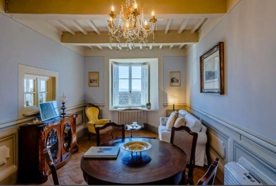 Appartement, een van onze vakantiehuizen in Toscane