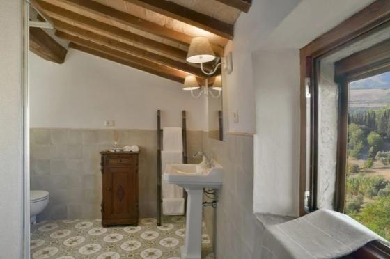 Paradisa (2+1 pers.), een van onze vakantiehuizen in Toscane