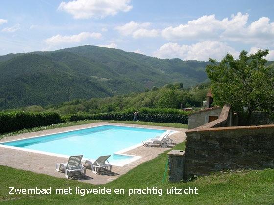 Il Mago (8 pers.), een van onze vakantiehuizen in Toscane