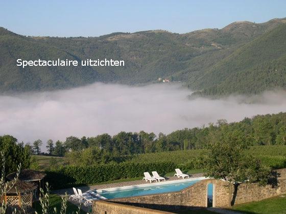 Il Grappolo (4 tot 6 pers.), een van onze vakantiehuizen in Toscane